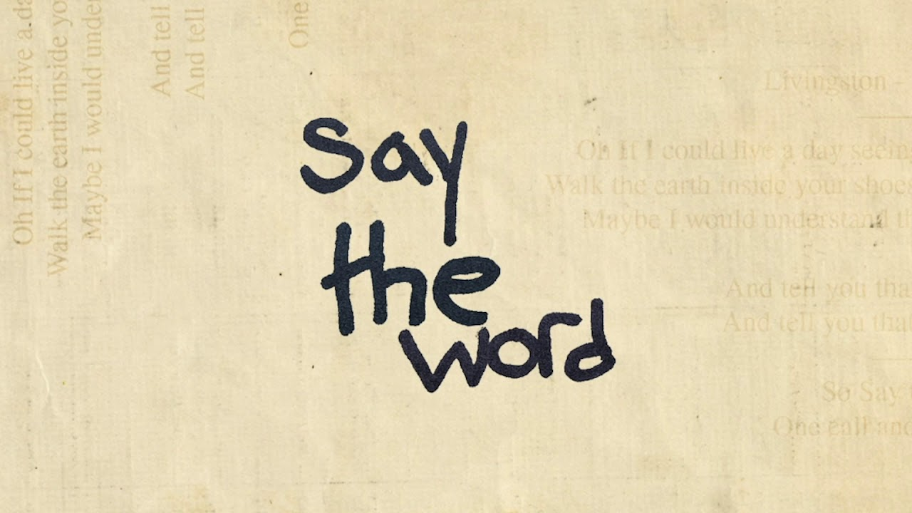 SayTheWord